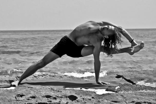 Hamsa Yoga Viswamitrasana