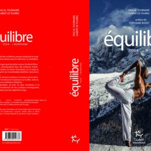 Livre Equilibre yoga & montagne