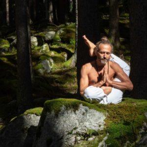Hamsa Yoga Chamonix Mont Blanc Ashtanga Vinyasa Hatha Yin Montagne Nature Neige